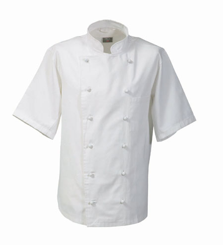 Kochjacke kurzarm-1025