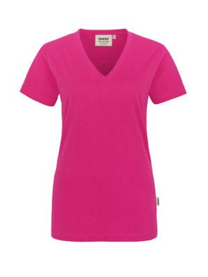HAKRO Women V-Shirt CLASSIC-126