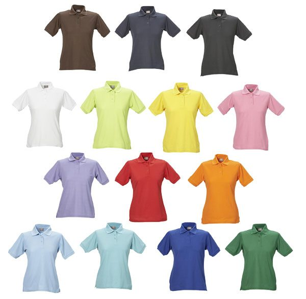 Ladies Polo-Pique-Shirt-1305