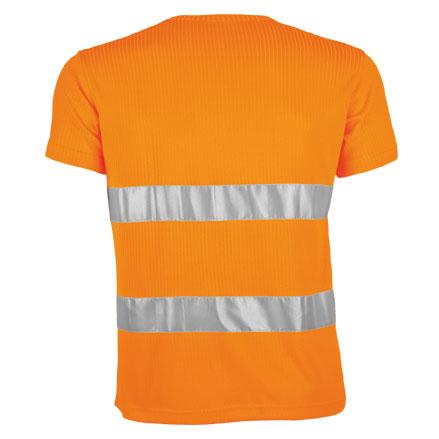 Qualitex Warnschutz- T-Shirt-16103