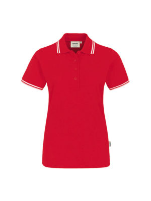 HAKRO Women-Poloshirt Twin-Stripe-205