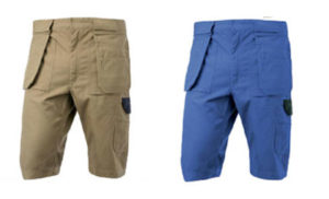 Elysee Canvas Short-218R