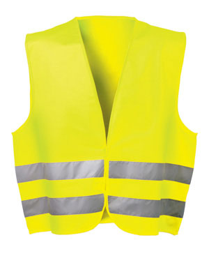 arbeitskleidung warnweste