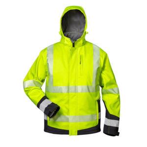 Elysee Warnschutz-Winter Softshell Jacke mit Kapuze-23426-23436