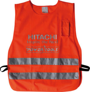 HITACHI Power Tools SAFETY VEST-40013303