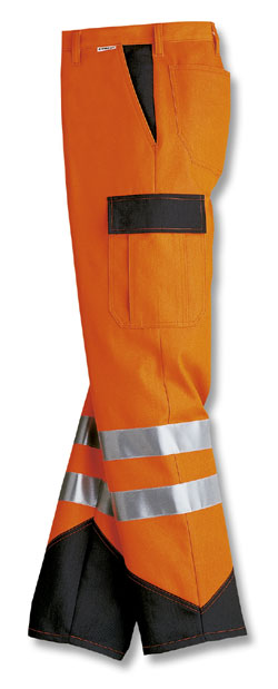Kempel Warnschutz- Bundhose-5916.5083R