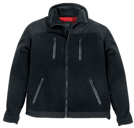 FHB Micro-Double-Fleece Jacke-77360
