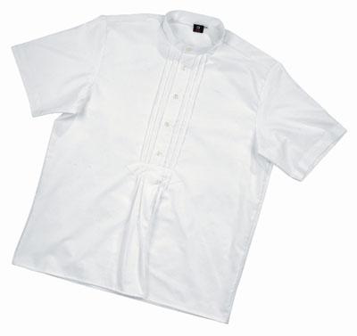 Zunfthemd Halbarm 100 % Baumwolle-90010