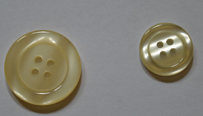 Zunftknöpfe für Zunftweste- und Sakko-E1100.