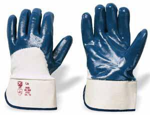 Arbeitshandschuh Typ: Blaustar-0580-0563