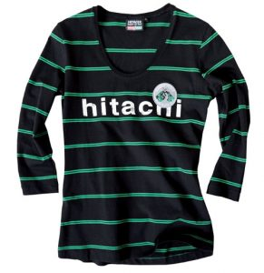 HITACHI Power Tools SHIRT STRIPE LADY-40013901